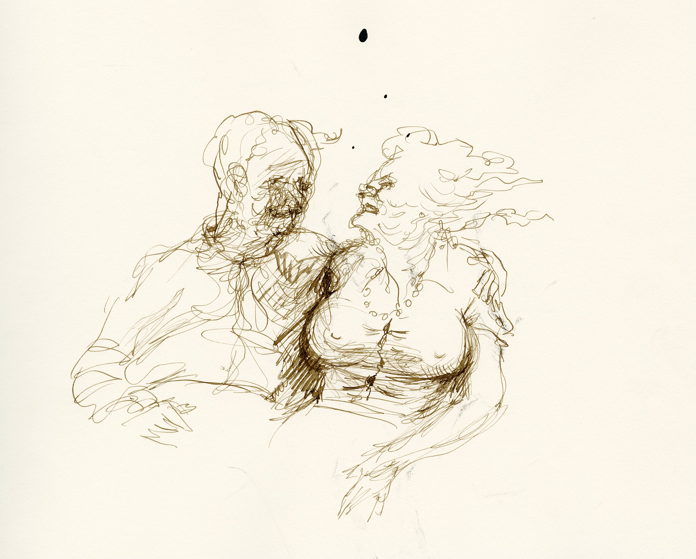 Drawing is a first date gagosian quarterly