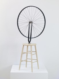 Duchamp's Bicycle Wheel: A Timeline