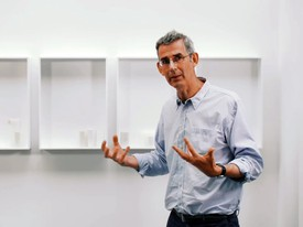 Edmund de Waal at Frieze London