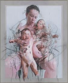 Egon Schiele—Jenny Saville