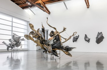 Conclusions Never Reached: Nancy Rubins in Fluid Space