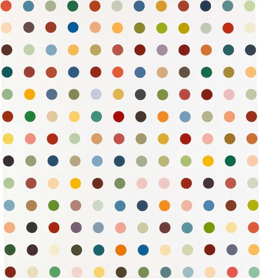 Damien Hirst: Visual Candy