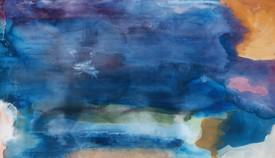 Helen Frankenthaler, Riverhead, 1963 (detail).