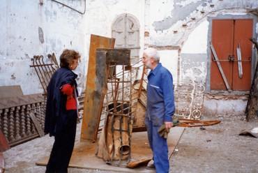 Helen Frankenthaler: A Painter's Sculptures