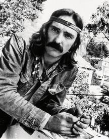 Dennis Hopper, 1969. Photo: Columbia Pictures/Album/Alamy Stock Photo.