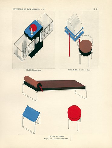 The New World of Charlotte Perriand
