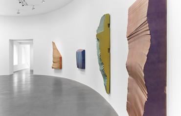 Piero Golia: Intermission Paintings