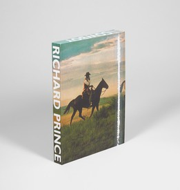 The cover of Richard Prince: Cowboy, edited by Robert M. Rubin and published by Fulton Ryder and DelMonico Books | Prestel, New York, in 2020.