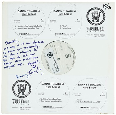 Social Works: The Archives of Frankie Knuckles Organized by Theaster Gates