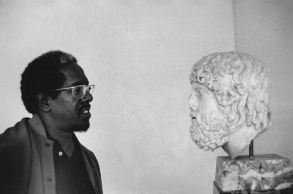 Stanley Whitney, Naples, 1997. Photo: Anne Yoch