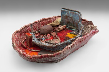 Sterling Ruby: Bloody Pots