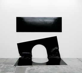 Steven Parrino: Natures Mortes Vivantes