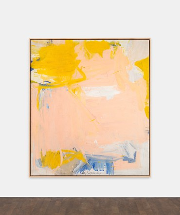 There is Woman in the Landscapes: Willem de Kooning from 1959 to 1963