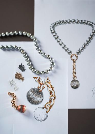 Fashion and Art: Sabina Belli