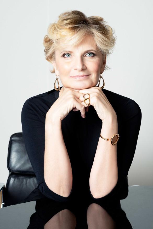 Sabina Belli, CEO of Pomellato Group