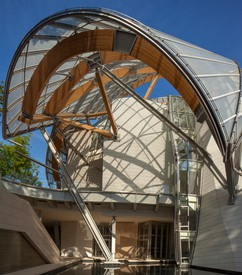 Frank Gehry: Fondation Louis Vuitton Paris