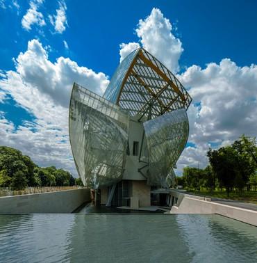 Frank Gehry: Fondation Louis Vuitton Paris