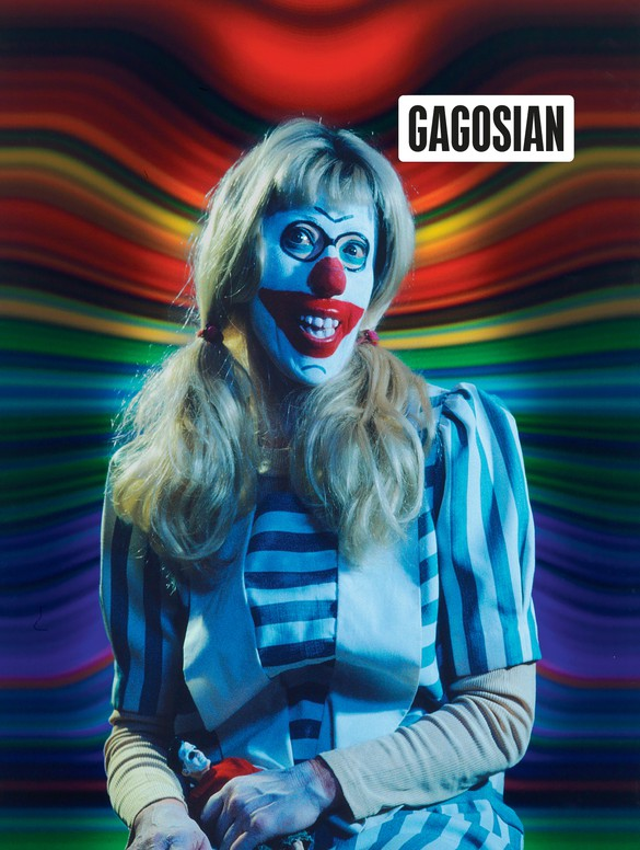 Cindy Sherman's Untitled #412(2003) on the cover of Gagosian Quarterly, Spring 2020