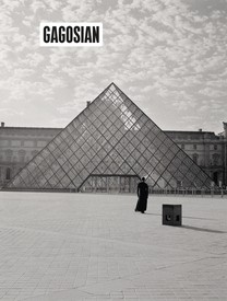 Carrie Mae Weems's The Louvre (2006), on the cover of Gagosian Quarterly, Summer 2021