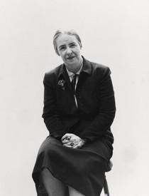 Grace McCann Morley, c. 1950s.