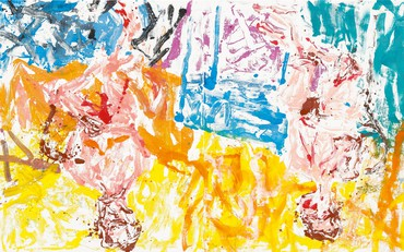 Georg Baselitz: Life, Love, Death