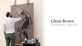 Glenn Brown Rembrandt: After Life