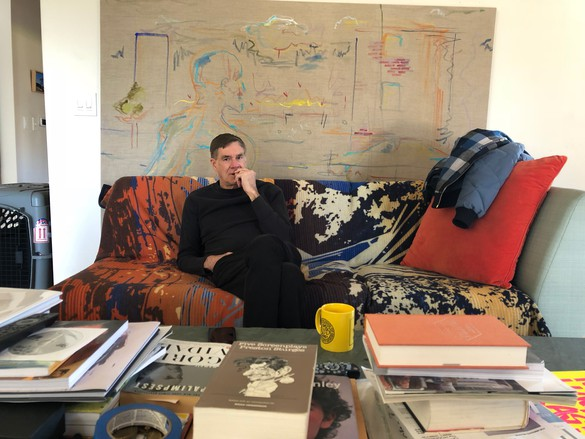 Gus Van Sant, 2018. Photo: Derek Blasberg