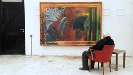 Howard Hodgkin: Absent Friends