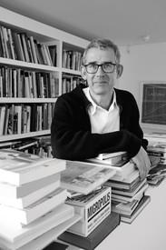 Edmund de Waal, London, 2019