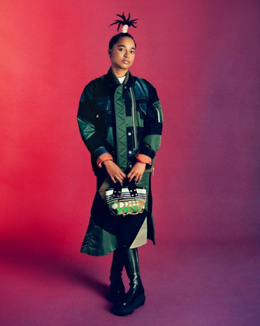 Fashion and Art: Hank Willis Thomas and Chitose Abe