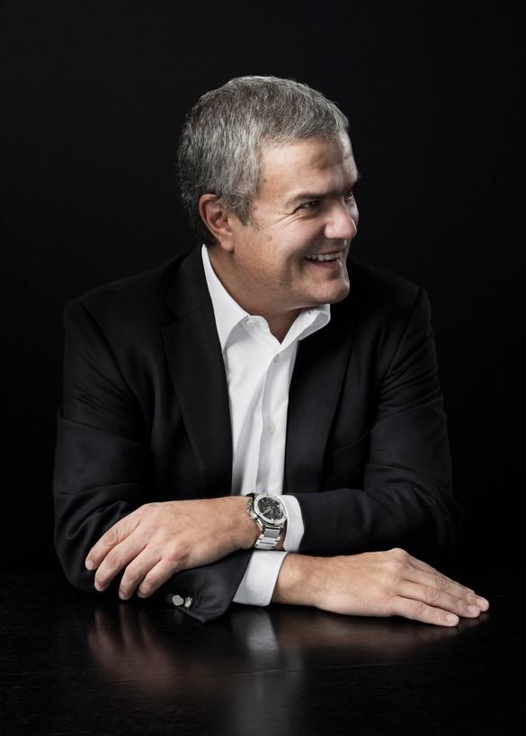 Ricardo Guadalupe, CEO of Hublot