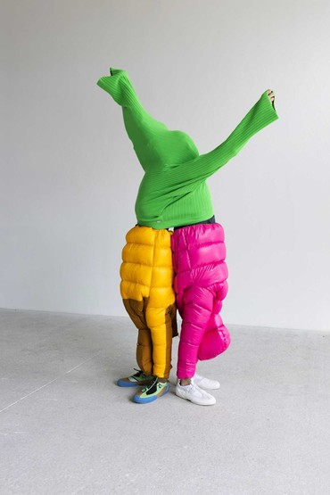 Fashion and Art: Sergio Zambon