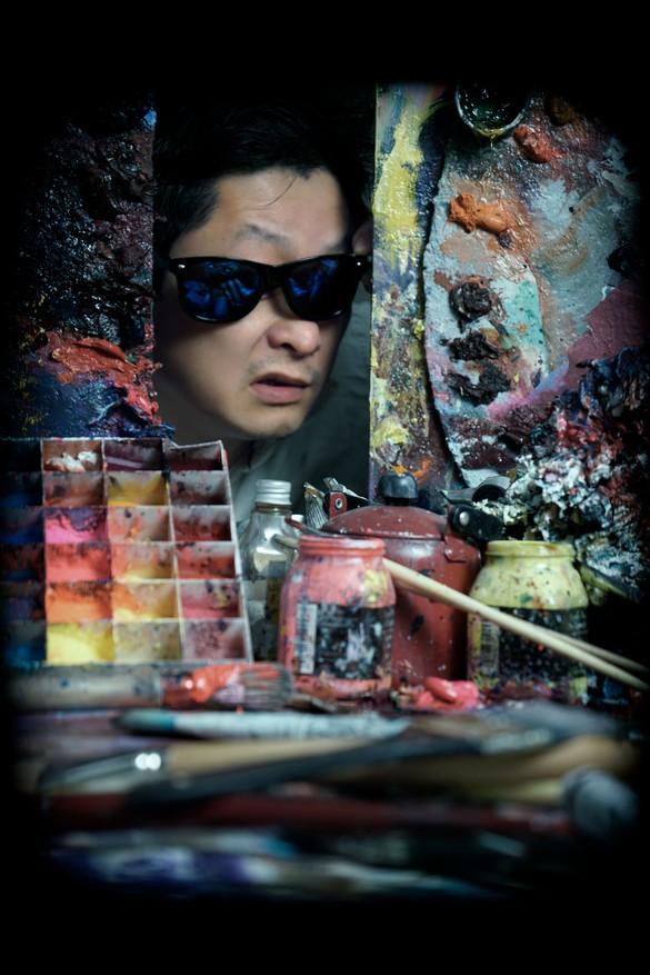 Jia Aili. Photo: Lin Nan © Jia Aili Studio