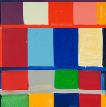 The Space Is in the Color: Stanley Whitney