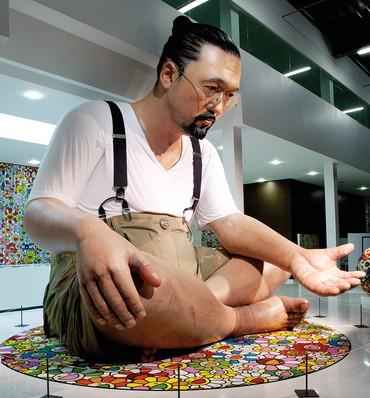 Takashi Murakami and Hans Ulrich Obrist