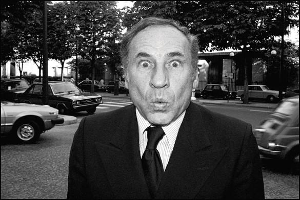 Mel Brooks, Paris, 1978