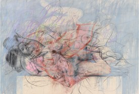 Jenny Saville and Dr. Simon Groom