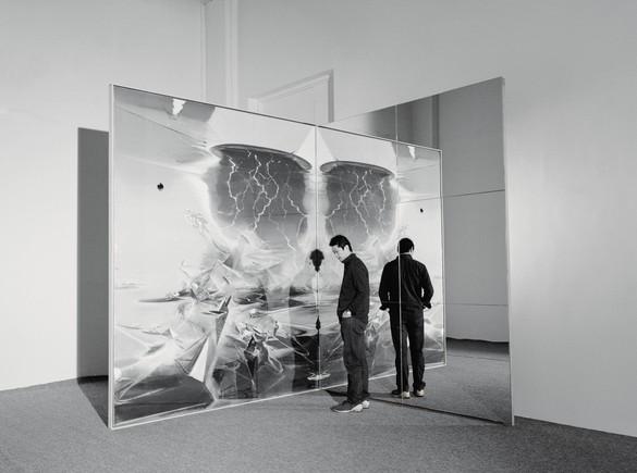 Jia Aili in his studio, 2017–18