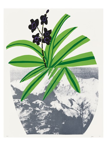 Jonas Wood: Prints