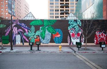 Jonas Wood: Mural