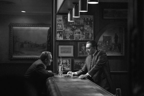 Robert De Niro in The Irishman(2019), directed by Martin Scorsese. Photo: courtesy Netflix