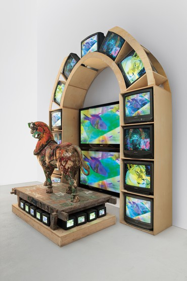 Life and Technology: The Binary of Nam June Paik