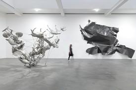 Nancy Rubins: Drawing in Graphite