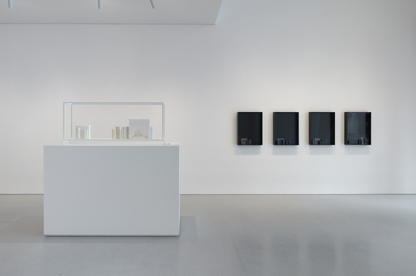 Installation view, Edmund de Waal: the poems of our climate, Gagosian, San Francisco, September 20–December 8, 2018. Photo: Johnna Arnold