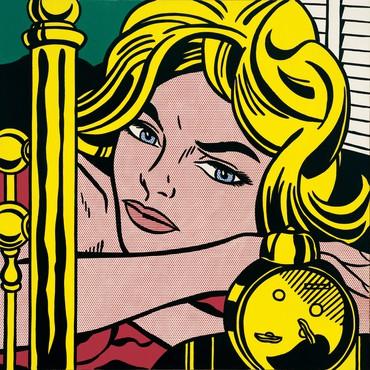 Roy Lichtenstein: 1961 to 1965