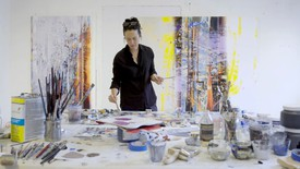 Sarah Sze: In the Studio