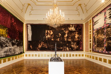 Sterling Ruby: Winterpalais, Vienna