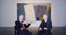 In the Studio: John Elderfield and Peter Galassi