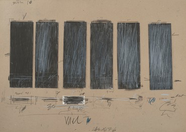 Treatise on the Veil: Cy Twombly at the Morgan
