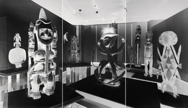 Vera Lutter: Museum in the Camera